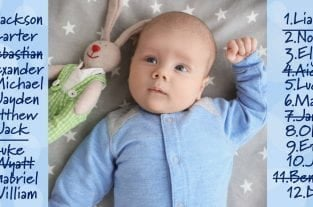 Boy Names - Find The Perfect Name For Your Baby Boy