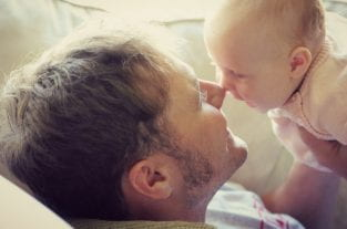 10 Ways To Help Him to Help YOU With A New Baby