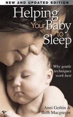 Helping Your Baby To Sleep Book