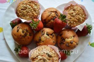 Muffin Recipe - Carrot & Orange Bran Muffins - Healthy Muffin Recipe!