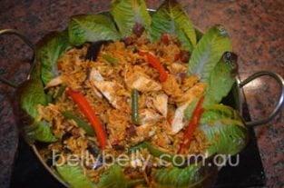 Spanish Style Fried Rice Recipe