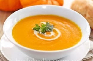 Pumpkin Soup Recipe - The Best Pumpkin Soup Recipe