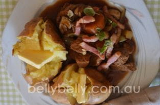 Beef Casserole - Easy Beef Casserole Recipe