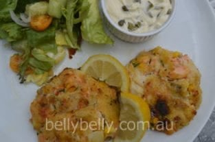 Salmon Patties (Fish Cakes) & Home Made Tartare Sauce Recipe
