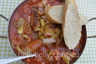 Cowboy Casserole - A Kid-Friendly, Pork Sausage Casserole