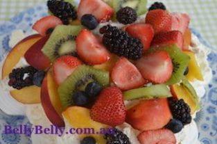Meringue Recipe - A Gorgeous Gooey Fruit Meringue Recipe