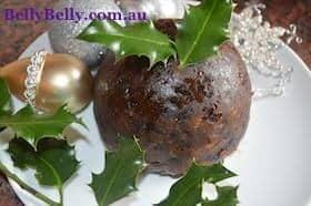 Christmas Pudding – Last Minute Christmas Pudding