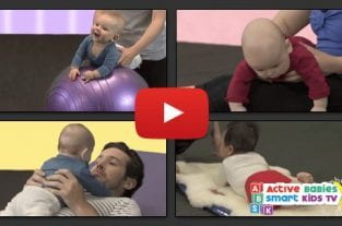 Active Babies Smart Kids TV: A Free Online Video Series from Gymbaroo