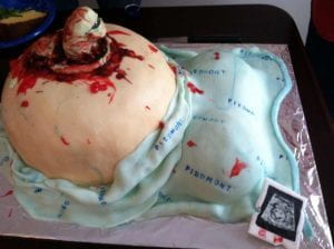 Baby Shower Cakes - 10 You Won't Want To Eat