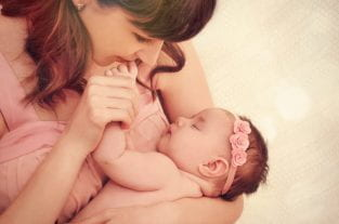best things about newborns
