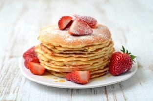 Pancake Recipe - The Best Pancake Recipe!