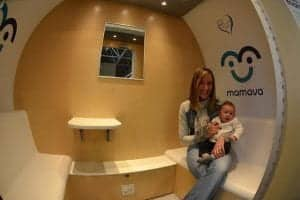 Breastfeeding Pods At Airports - Would You Use Them?