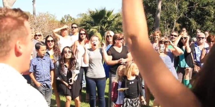 An Unexpected Surprise At Gender Reveal Party