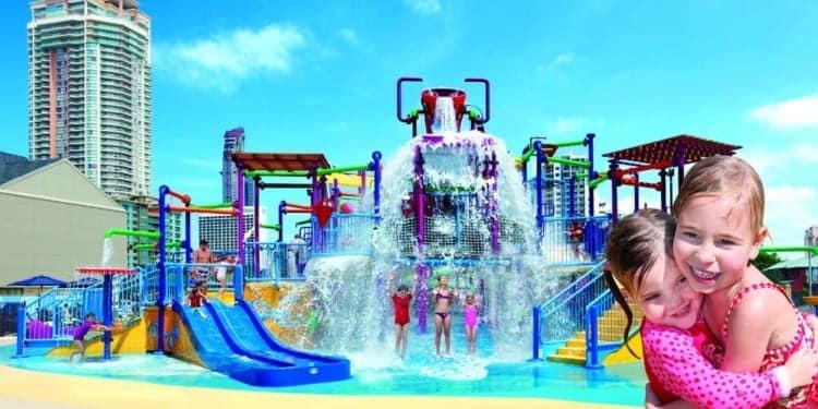 Paradise Resort Gold Coast Review