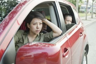 10 Thoughts All Parents Have On Long Car Journeys