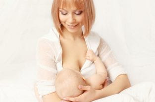 Comfort Feeding - 5 Reasons Why It's Great For Mamas And Babies