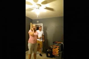 Is This The World's Most Excited Grandpa-To-Be? [VIDEO]