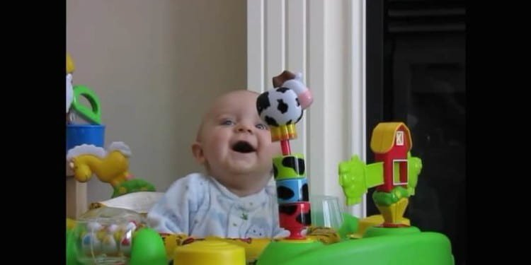 Babies Laughing Hysterically - 6 Must See Adorable Videos