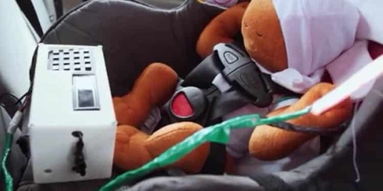 This Car Seat Accessory Could Save Babies From Hot Cars