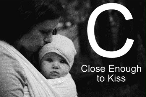 4 Babywearing Safety Tips - Keeping Baby Visible and Kissable!