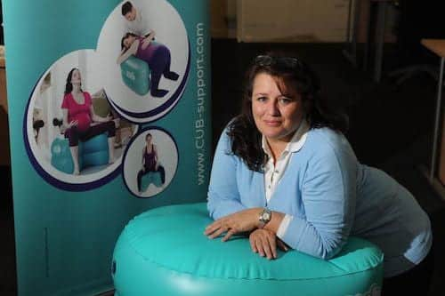 A Midwife's Inflatable Device Could Save Lives Worldwide