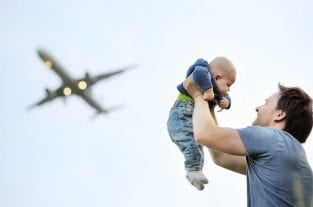 Flying With An Infant - 11 Tips For Flying With Your Baby