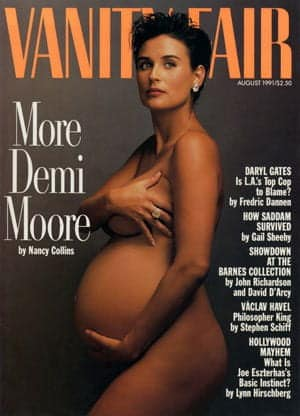 9 Beautiful Celebrity Mothering Moments Captured By Magazines