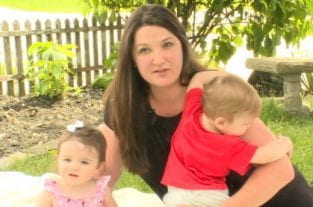 Canadian Mother Breastfeeds Her Sick Sister's Baby