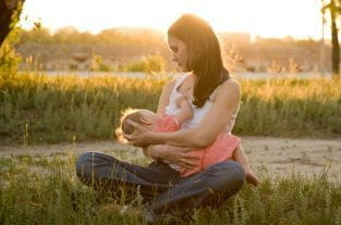 Should You Love Breastfeeding All The Time?