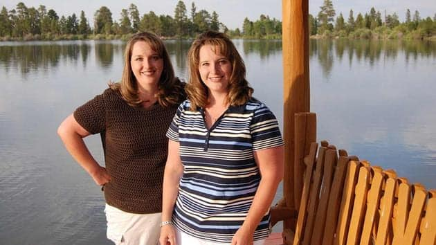 Identical Twin Sisters Expecting Twins... AGAIN!