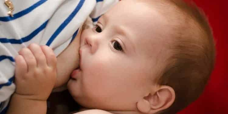Baby Nurses Constantly - Is It A Problem?