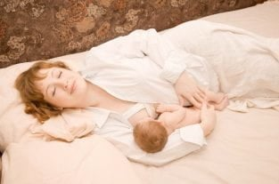 Breastfeeding Positions After A C-Section – 4 To Consider