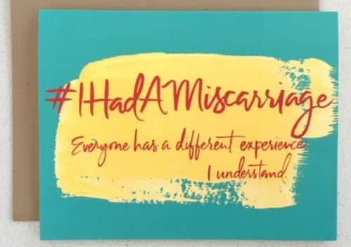 Miscarriage Sympathy Cards For When You Can't Find The Words