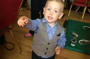 Toddler Remains In A Coma After Choking On A Grape