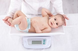 Baby Weight Gain - What Is Normal? 5 Questions Answered
