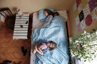 Parents: Would You Agree To Be Photographed In Your Sleep?