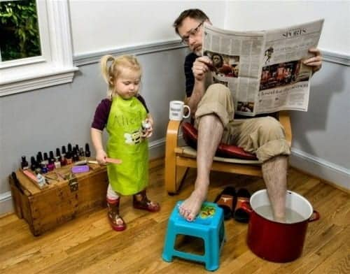 Forget The 'Clueless' Stereotype - 7 Of The Coolest Dads Ever!