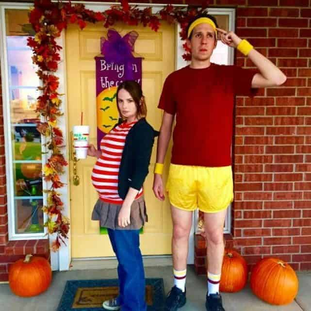 7 Creative Halloween Costumes For Pregnant Women