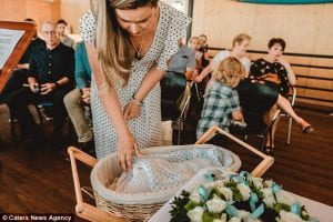 Family Shares Photographs Of Stillbirth To Help Other Grieving Parents