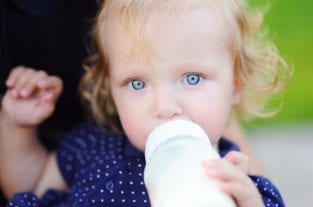 When Do Babies Stop Drinking Formula?