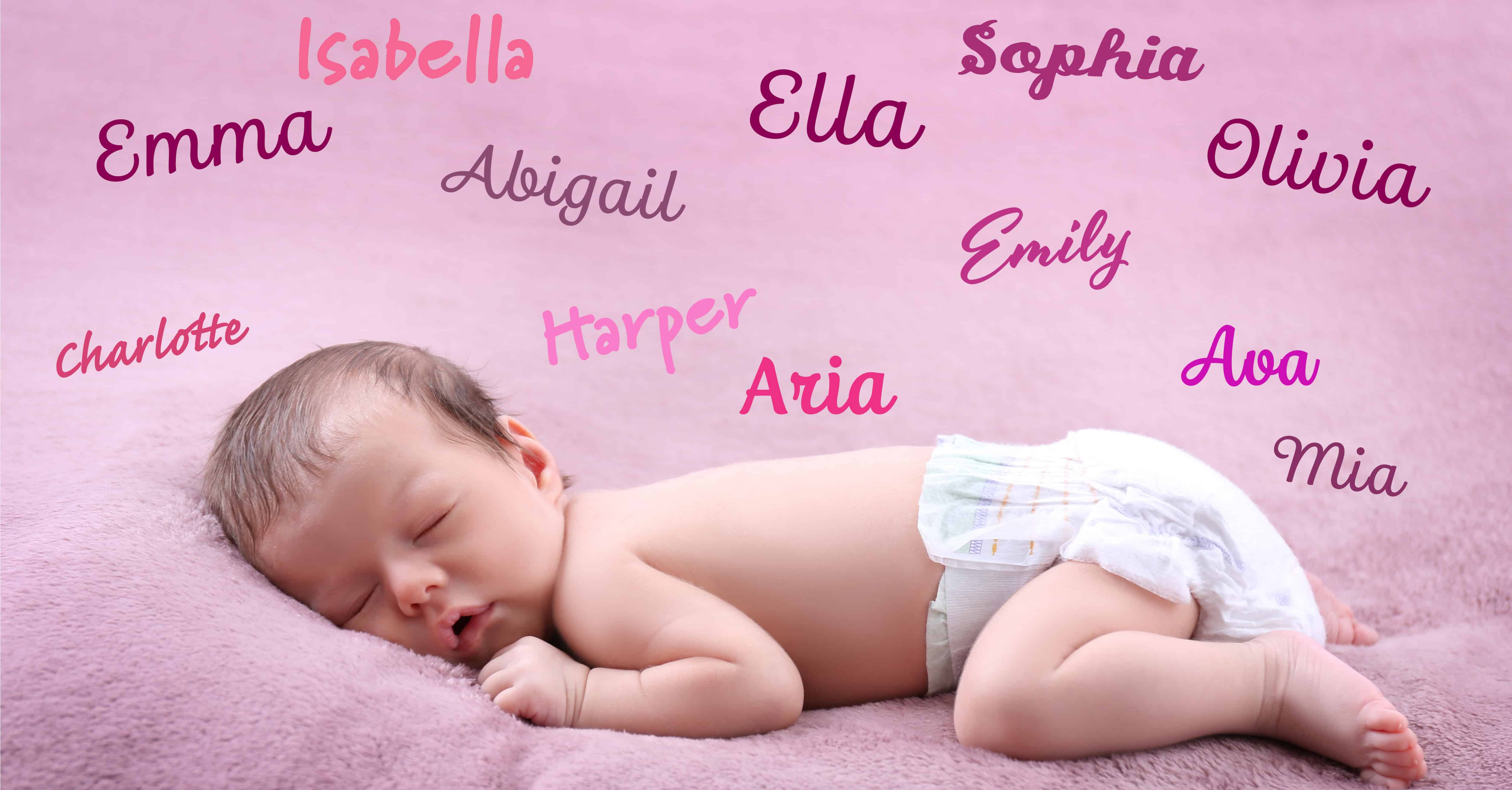 Baby Girl Names Cute And Unique Names For Girls Bellybelly